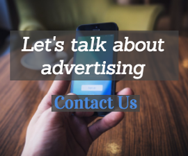 Let's talk about advertising